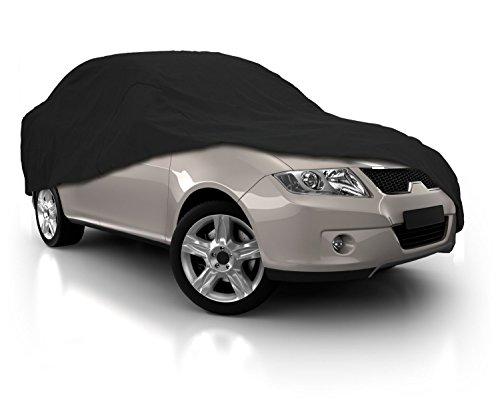 Qualitäts-Abdeckplane Frostschutz & Autogarage für alle Fahrzeuge verschiedene Größen - verfügbar vom Kleinwagen bis zum Jeep (Oberklasse ( L ))