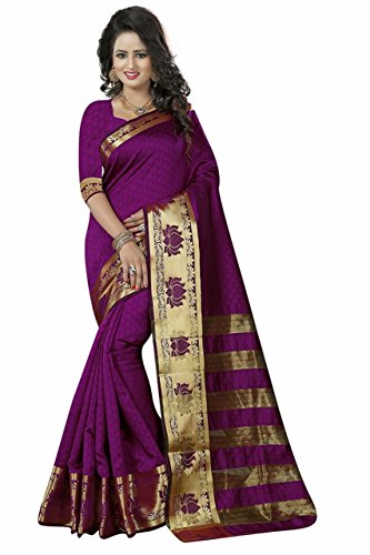 Women\'s Cotton Saree With Blouse Piece by Reeva Trendz(Latest Saree, Printed Saree, Georgette Saree, Chiffon Saree, Cotton Silk Saree, Bhagalpuri Saree, Art Silk saree, Cotton Saree, Silk Saree, Half