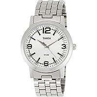 Timex Classics Analog Silver Dial Men's Watch - TI000T11200