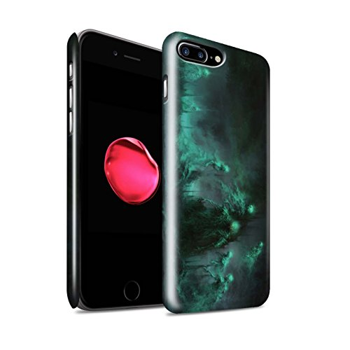 Offiziell Chris Cold Hülle / Glanz Snap-On Case für Apple iPhone 7 Plus / Pack 5pcs Muster / Unterwelt Kollektion Hades/Phantom