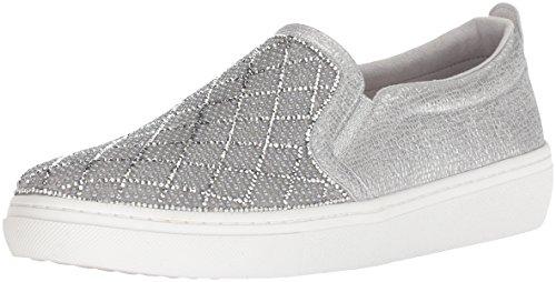 Damen Skechers Shape (Skechers Damen Goldie-Diamond Darling Pumps, Silber (Silver SIL), 39.5 EU)
