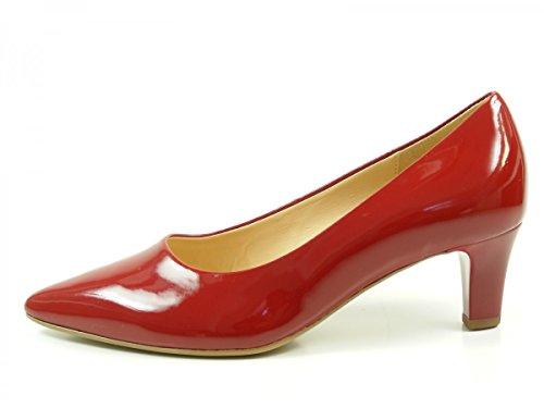 Fechada Mulheres Bombas Sapatos Vermelho 51 Gabor 250 qU7xI