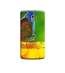 Ebby 3d printed back case cover for Lenovo A7010/K4 Note(Premium Designer Case)