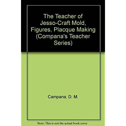 The Teacher of Jesso-Craft Mold, Figures, Placque Making