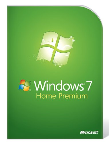 Windows 7 Home Premium 32/64 Bit