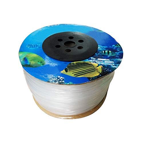 Homiki Acquario di Ossigeno Tubo della Pompa 200 Air Pump Tubo Fish Tank Forniture Acqua Dolce Pompe Tub