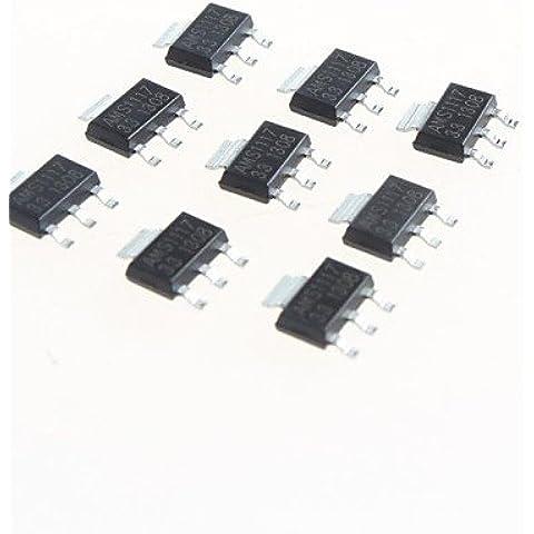 XMQC*Regolatore di potenza Chip 1117-3.3V SOT223 Regolatore lineare IC