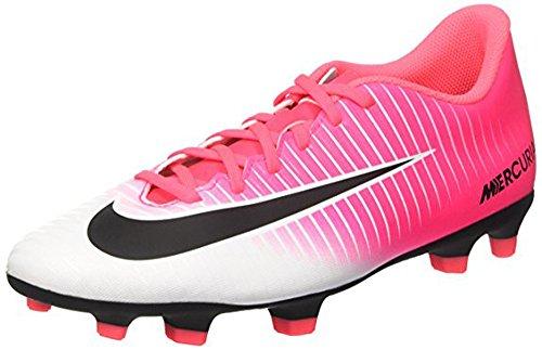 De Fútbol Zapatos Los De Nike Entrenamiento De Color Rosa Hombre Vórtice Fg Iii Para Mercurial wgxf7qZ