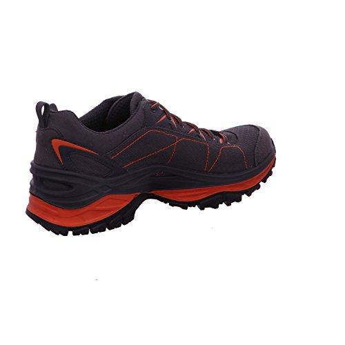 FERROX GTX® Lo Anthracite/Orange - Gris anthracite/orange