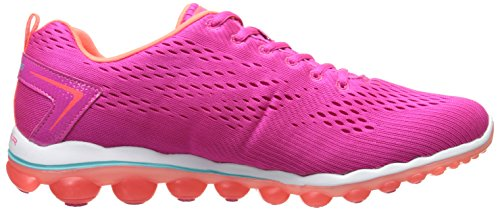 Skechers - Skech-Air 2.0 Aim High, Scarpe outdoor multisport da donna Rosa (Pink/Orange)