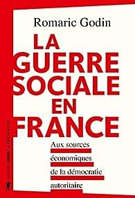 La guerre sociale en France par Romaric Godin