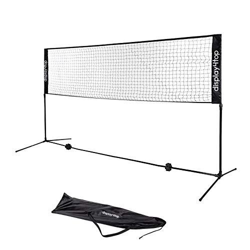Senston A7 6 Piezas Estabilidad Volantes de B/ádminton Juego de Plumas Badminton White Duck Badminton Ball Indoor Outdoor Entrenamiento Deportes Badminton