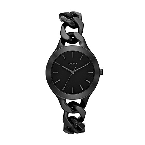dkny-damen-armbanduhr-analog-quarz-edelstahl-beschichtet-ny2219
