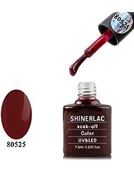 shinerlac Vernis à ongles gel UV/LED Nombre 8052510ml