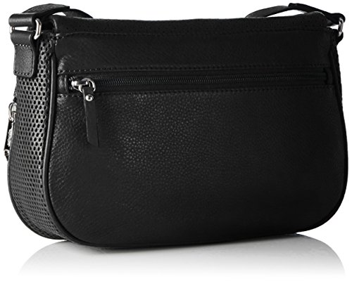 Kipling Earthbeat S, Sacs bandoulière Noir (Night Black)