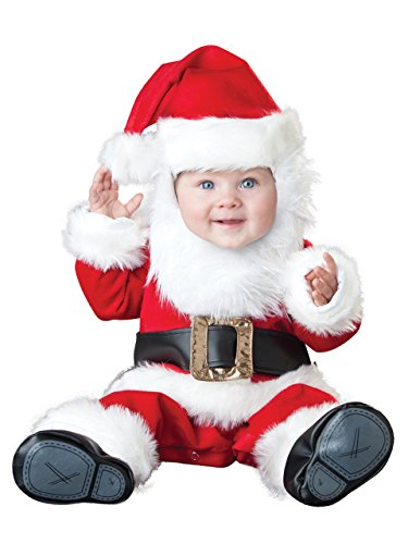 Santa Claus Animal Baby Kostüm 3–24m Long Sleeve Flanell ONE PIECE BABY Kleidung Baby Strampler