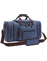 Aidonger Unisex lienzo bolso bolsa de hombro bolsa de viaje