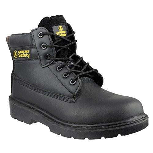 Amblers FS12C - Chaussures montantes de sécurité - Homme Noir