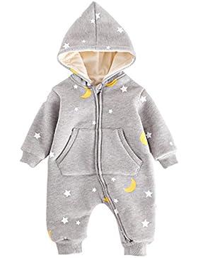 Bebone Baby Strampler Jungen Mädchen Overall Winter Babykleidung