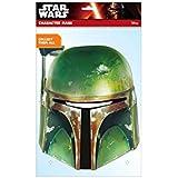 Boba Fett de Star Wars producto oficial de Character Máscara