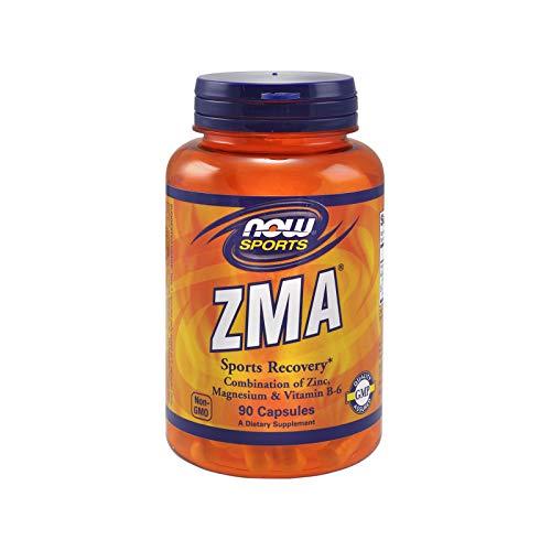 Now foods vitamina integratore vitamin zma sports recovery 90 caps 733739022004