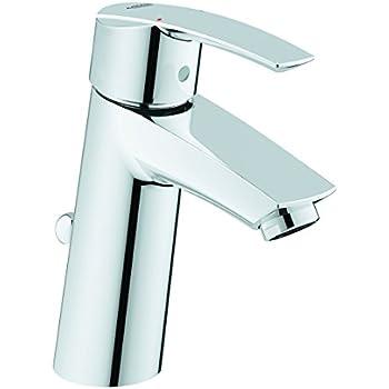 F. GROHE GRO23455000 Start Mitigeur à levier unique pour lavabo/moyennement haut Chromé