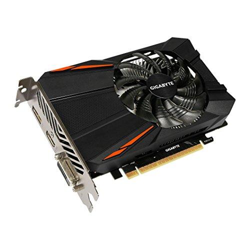 Gigabyte-GeForce-GTX-1050-GV-N1050D5-2GD-2GB-Grafikkarte-schwarz