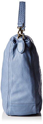 Liebeskind Berlin Niva icon bag, Sacs portés main Bleu (blue S'16 5279)