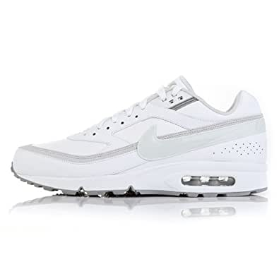 Nike Air Max Classic BW trainers white UK 8.5 US 9.5: Amazon.co.uk: Shoes \u0026  Bags