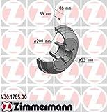 Bremstrommel - Zimmermann 430.1785.00
