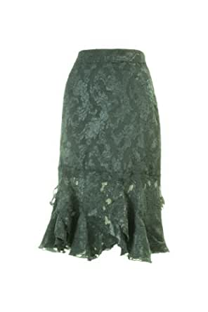 busy clothing womens black lace skirt co uk clothing
