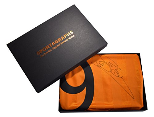 Sportagraphs-Steve-Bull-SIGNED-Autograph-Official-BNWT-Wolves-Shirt-Name-9-Gift-Box-PROOF-COA-PERFECT-GIFT