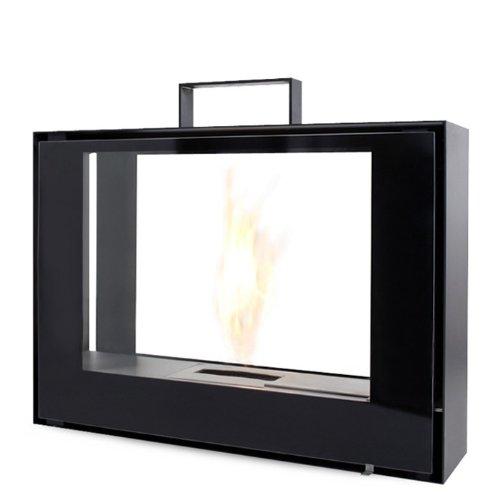 Preisvergleich Produktbild Conmoto Travelmate tragbarer Ethanolkamin in- / Outdoor schwarz
