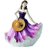 Royal Doulton, Figura decorativa, motivo: Donna elegante