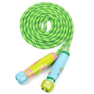 Adjustable Skipping Rope Fitness Speed Jump Exercise Jumping For Children