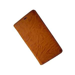 i-KitPit PU Leather Flip Case For Nokia Lumia 720 (BROWN)