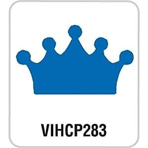 Artemio VIHCP283 Perforatrice à Levier Moyenne Couronne Plastique Multicolore 8,5 x 5 x 12 cm