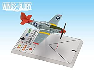 Wings of Glory Expansion: Ellington P-51D Mustang
