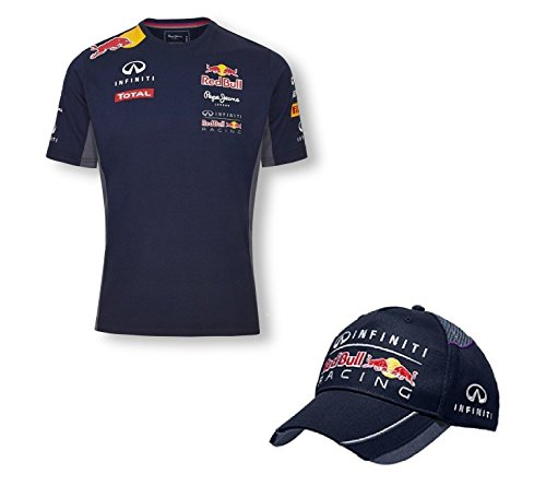 infiniti-red-bull-racing-teamline-formula-one-1f1-camiseta-de-manga-corta-para-hombre-y-gorra-del-eq