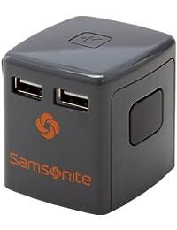 Samsonite Adaptador de viaje 50934 1374 Gris