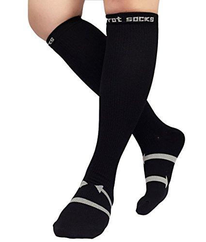 Kompressionsstrümpfe / Kompressionssocken für Joggen Radfahren Running Laufen und Fitness Socken Strümpfe