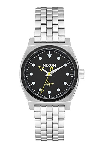 Nixon Womens Analogue Quartz Watch with Stainless Steel Strap A1130-2971-00
