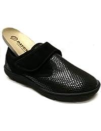 Amazon.it  DAVEMA - Pantofole   Scarpe da donna  Scarpe e borse 153a1b95f00