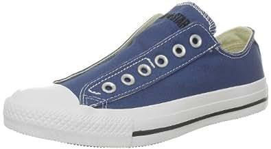 Converse Ctas Slip On Ox 015710-550-52, Unisex - Erwachsene Sneaker, Blau (Bleu Foncé), EU 40