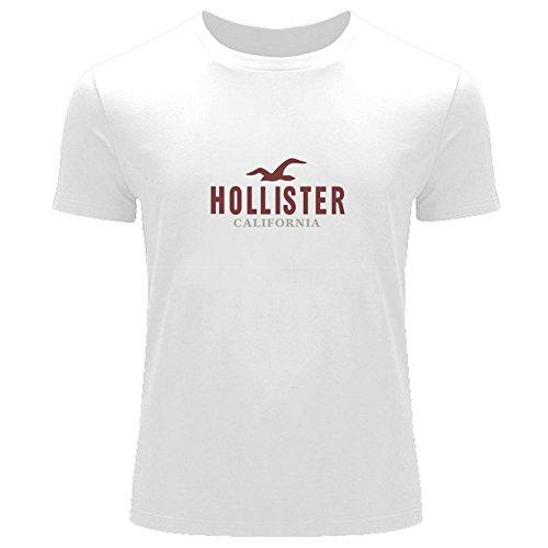 diy-hollister-maglietta-per-uomo-t-shirt-stampato-outlet-white-medium