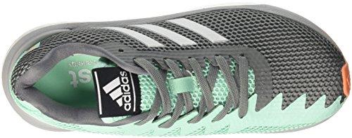 adidas Vengeful W, Chaussures de Course Femme Gris (Grivis/plamet/versen)