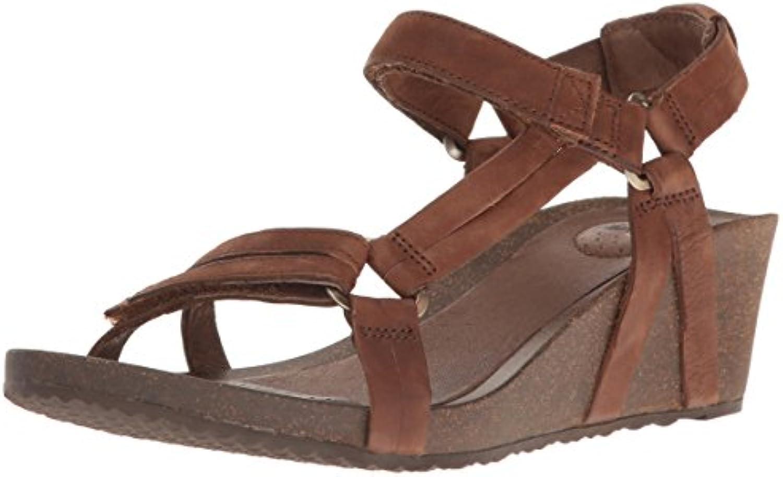 Sandalo da donna con zeppa universale W Ysidro, Marroneee, 10,5 10,5 10,5 M US | Ammenda Di Lavorazione  17d9c1