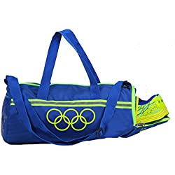 Pole Star 906 Cms Soft Polyester Blue Gym Bag