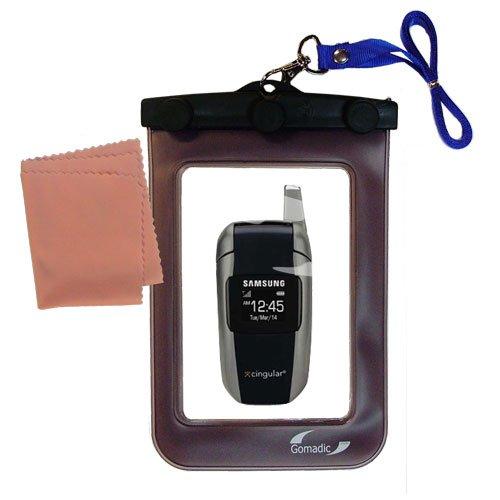 Wasserfeste Outdoor-Tragetasche für die Samsung SGH-X506 X507