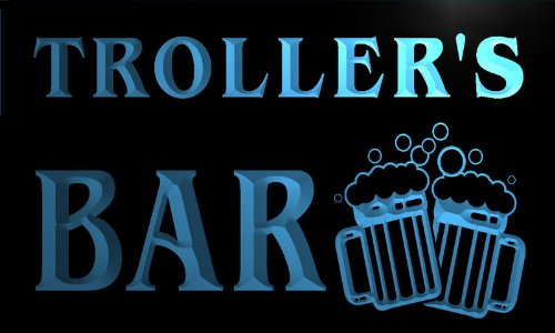 w073637-b-troller-name-home-bar-pub-beer-mugs-cheers-neon-light-sign
